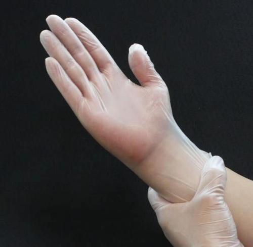 一次性PVC检查手套